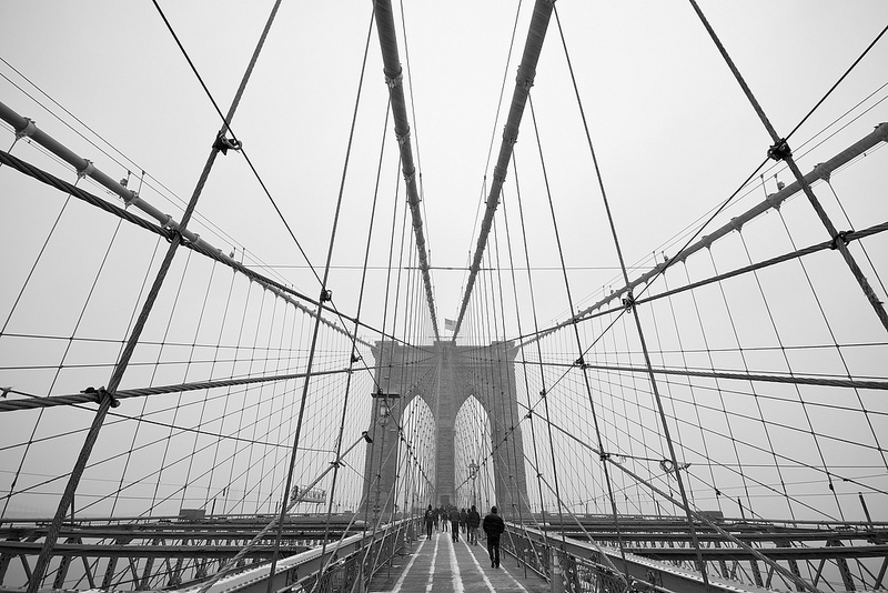 Brooklyn Bridge ©Clément Belleudy