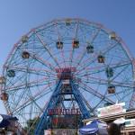 Wonder Wheel @Moira Clunie