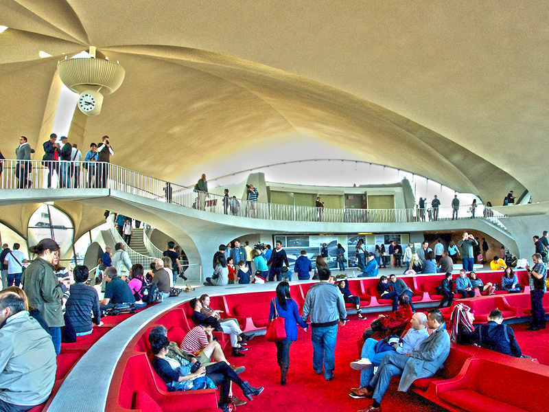 TWA Flight Center - Terminal JFK Airport