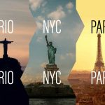 Conexão Big Apple: Destino Paris via Nova York